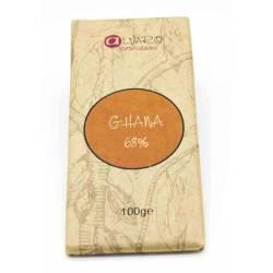 Ghana 66% tableta de...