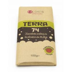 Chocolate de plantación...
