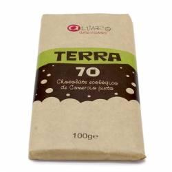 "Chocolate ""Terra 70""..."