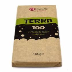 "Pasta de cacao 100% ""Terra..."
