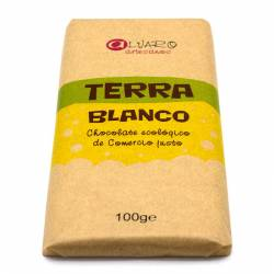 "Chocolate blanco ""Terra..."