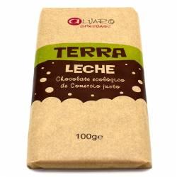 """Chocolate con leche """"Terra..."""